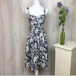 Cute 50s style Midi Dress
